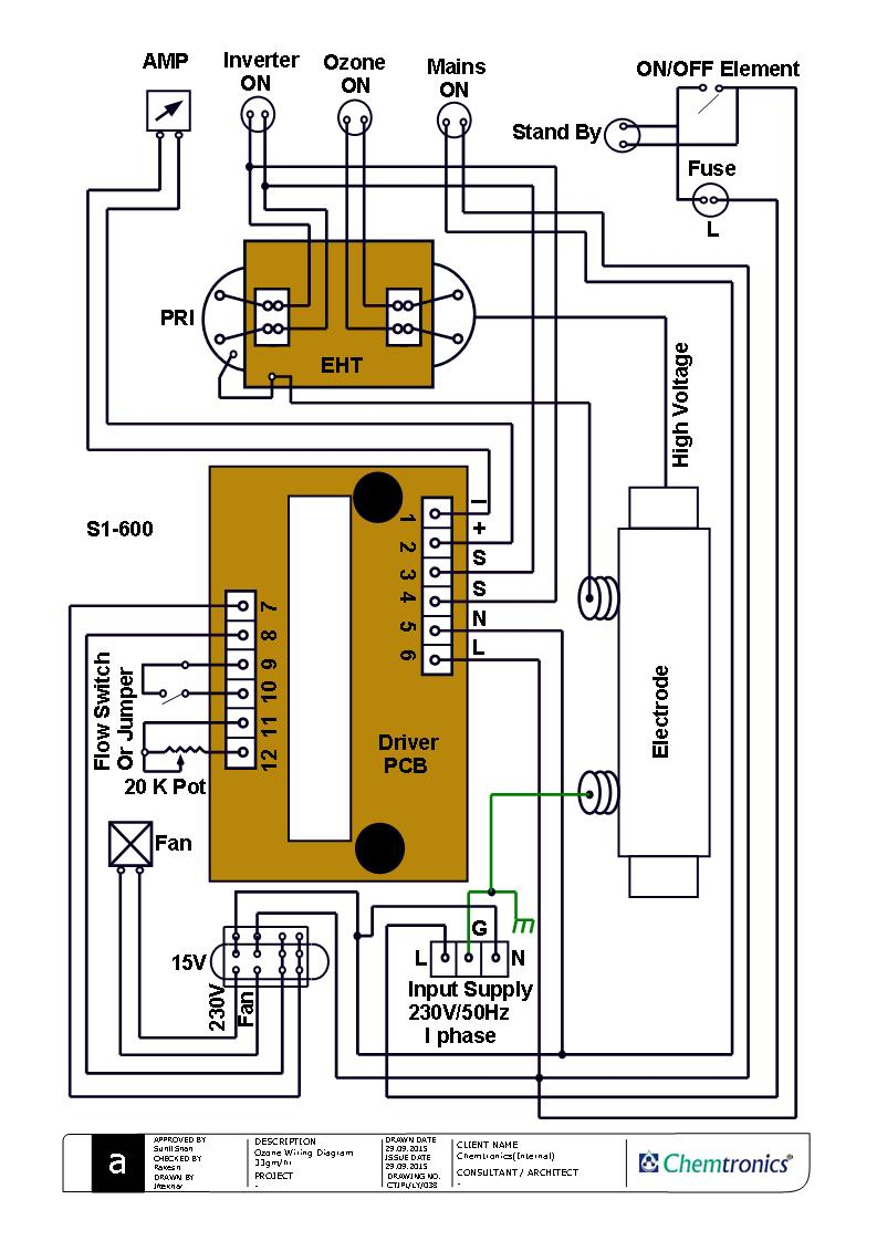 Wiring Diagram Cold Room Library
