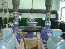 Containerised sewage treatment plant ozone generator for Indoor natatorium design and energy recycling